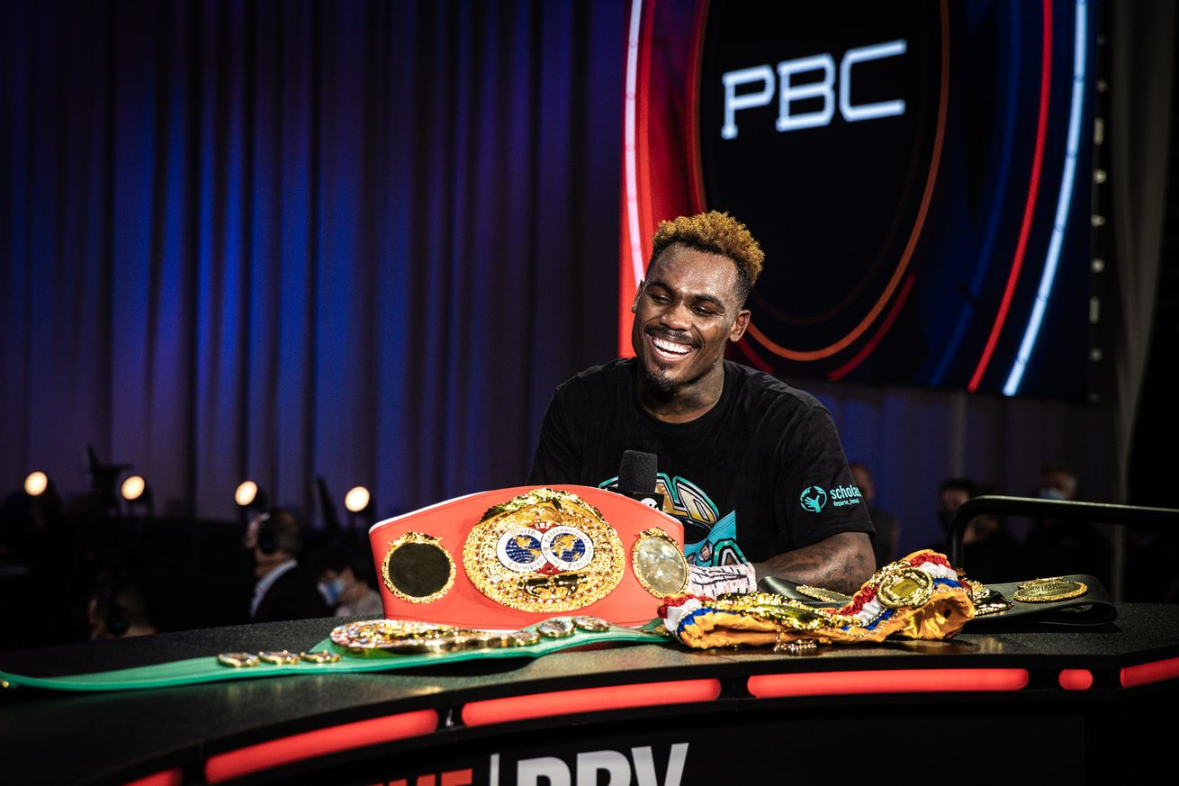 "SHO Charlo Doubleheader Fight Night WESTCOTT 128.5 - Charlo on Rosario KO: ""Nobody in boxing has ever seen it"""