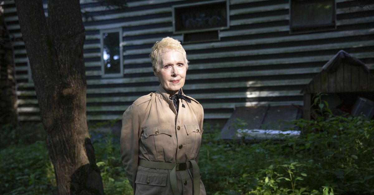 """Why E. Jean Carroll doesn't use the word """"rape"""" to describe her accusations against Trump"""