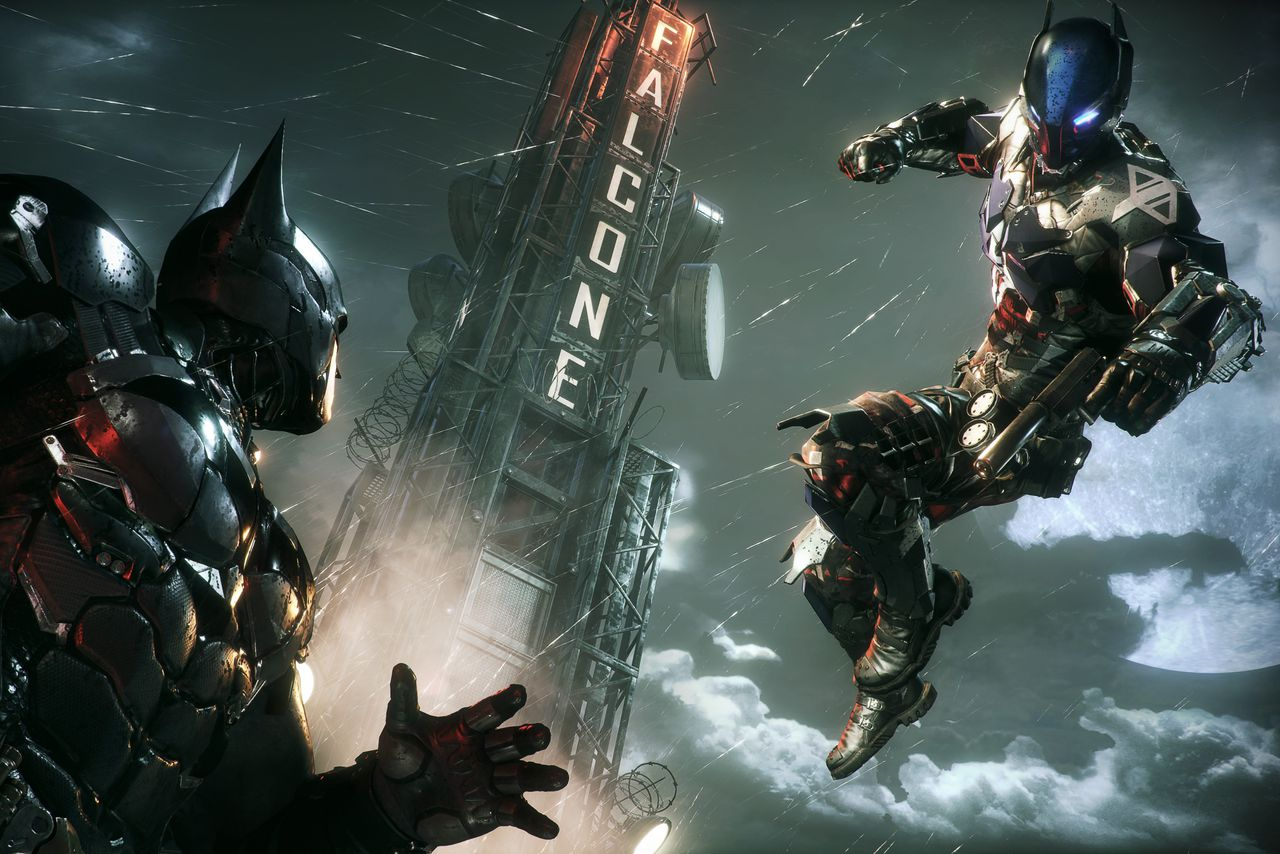 I spent a full work week playing Batman: Arkham Knight | The Verge