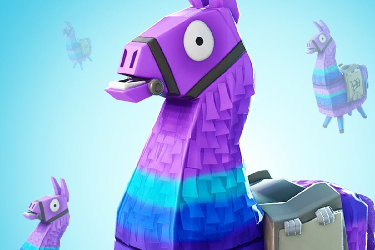 Epic Games Sued Over Predatory Llama Loot Boxes The Verge