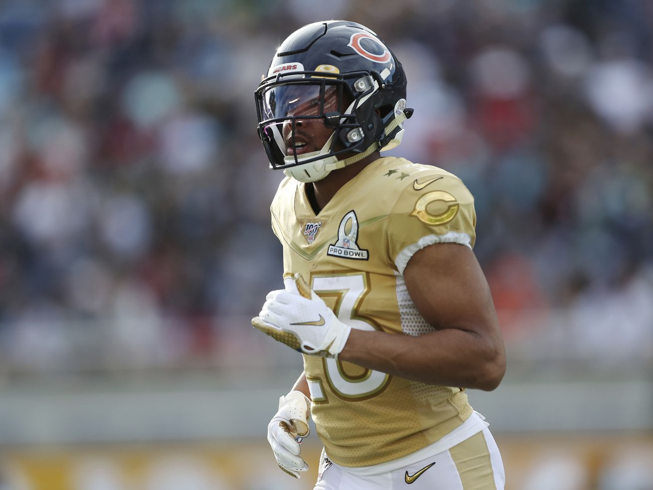 Kyle Fuller played in the Pro Bowl in January 2020.