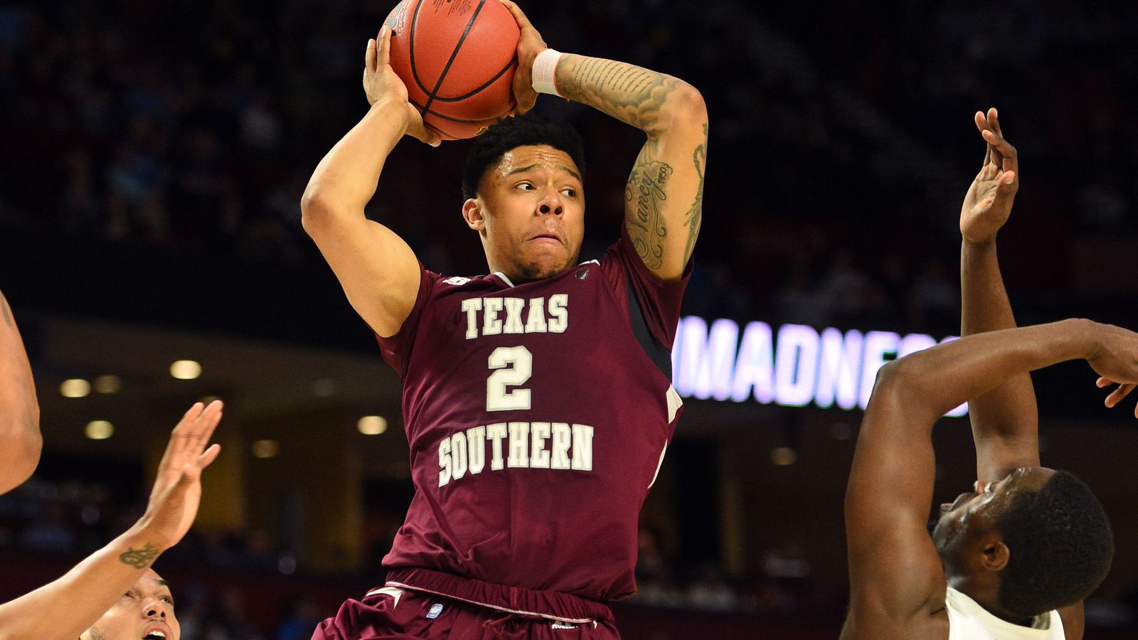 NC State recruiting Texas Southern grad transfer Zach ...