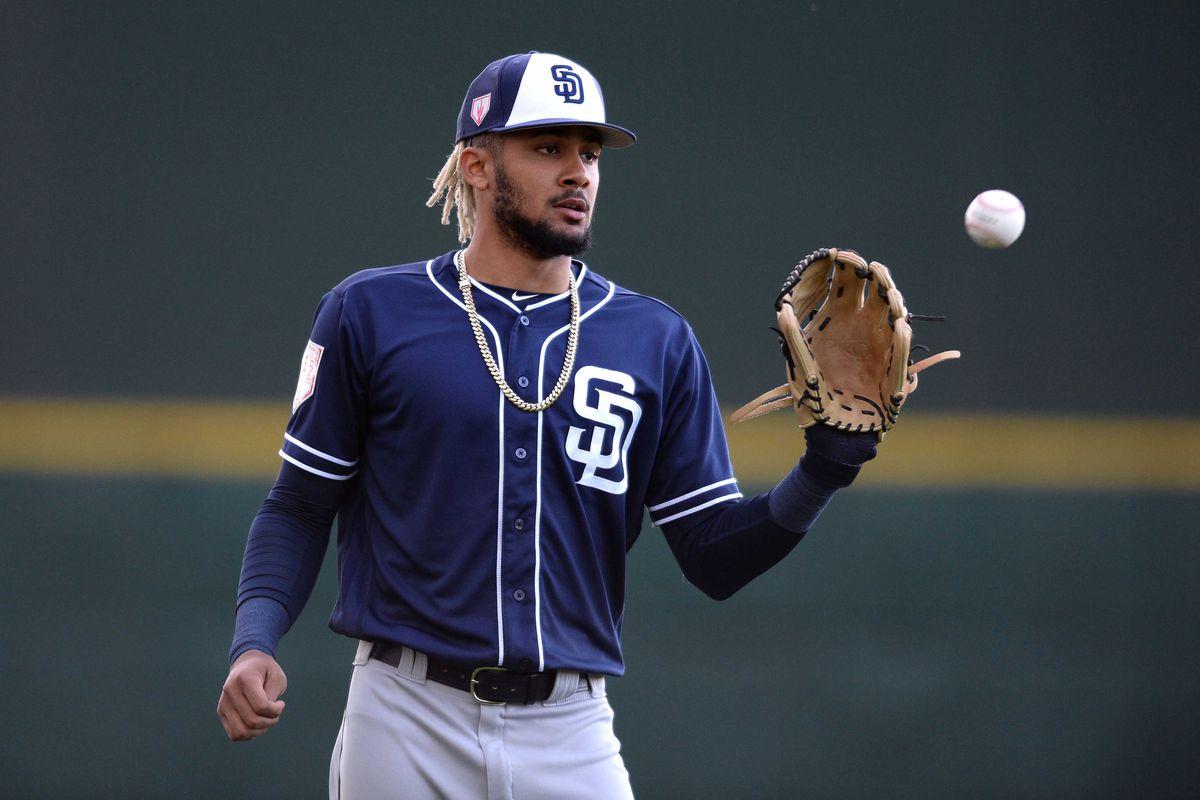 MLB: Spring Training-San Diego Padres at Cincinnati Reds