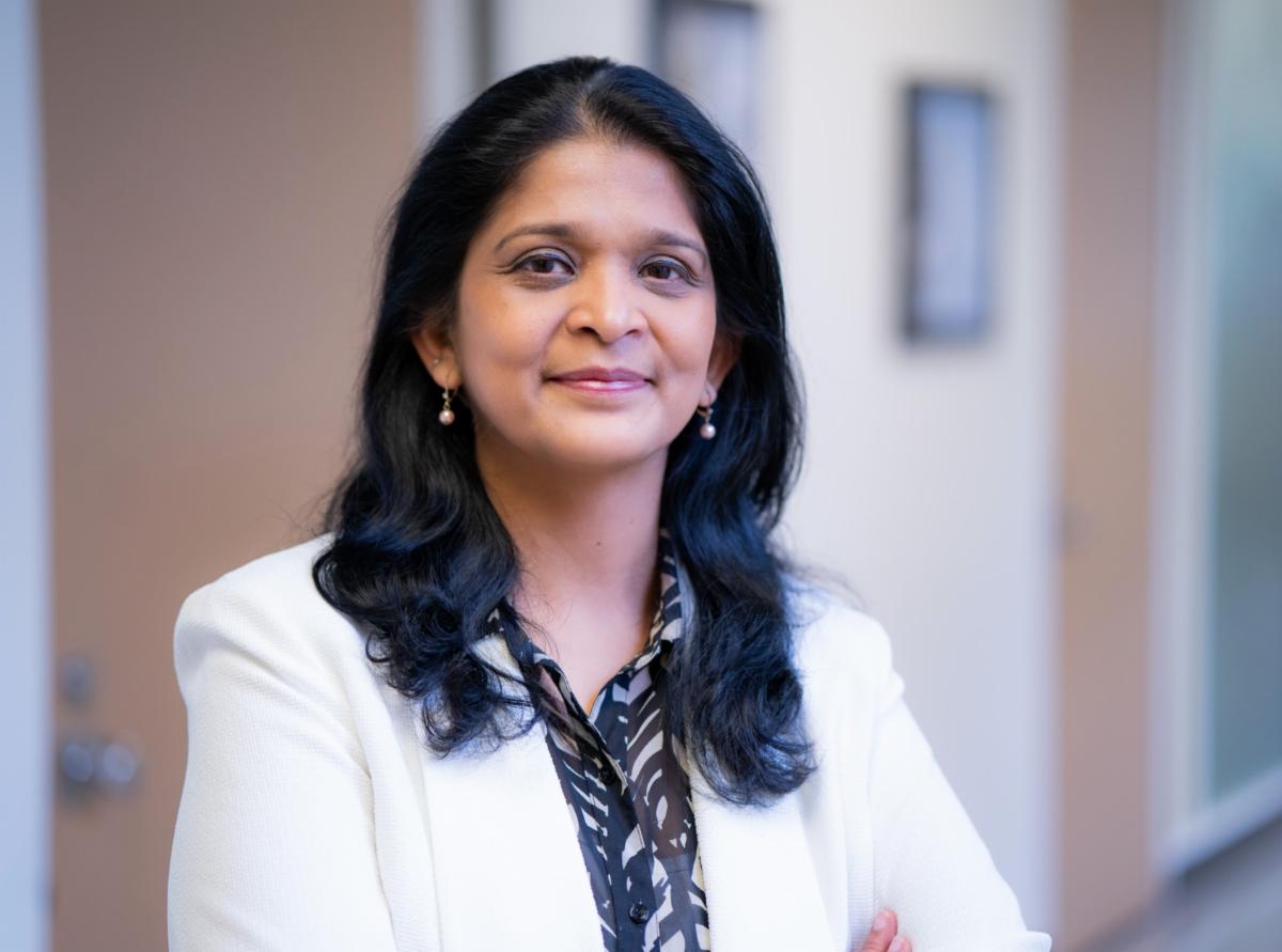 Lakshmi Visvanathan, chief information officer