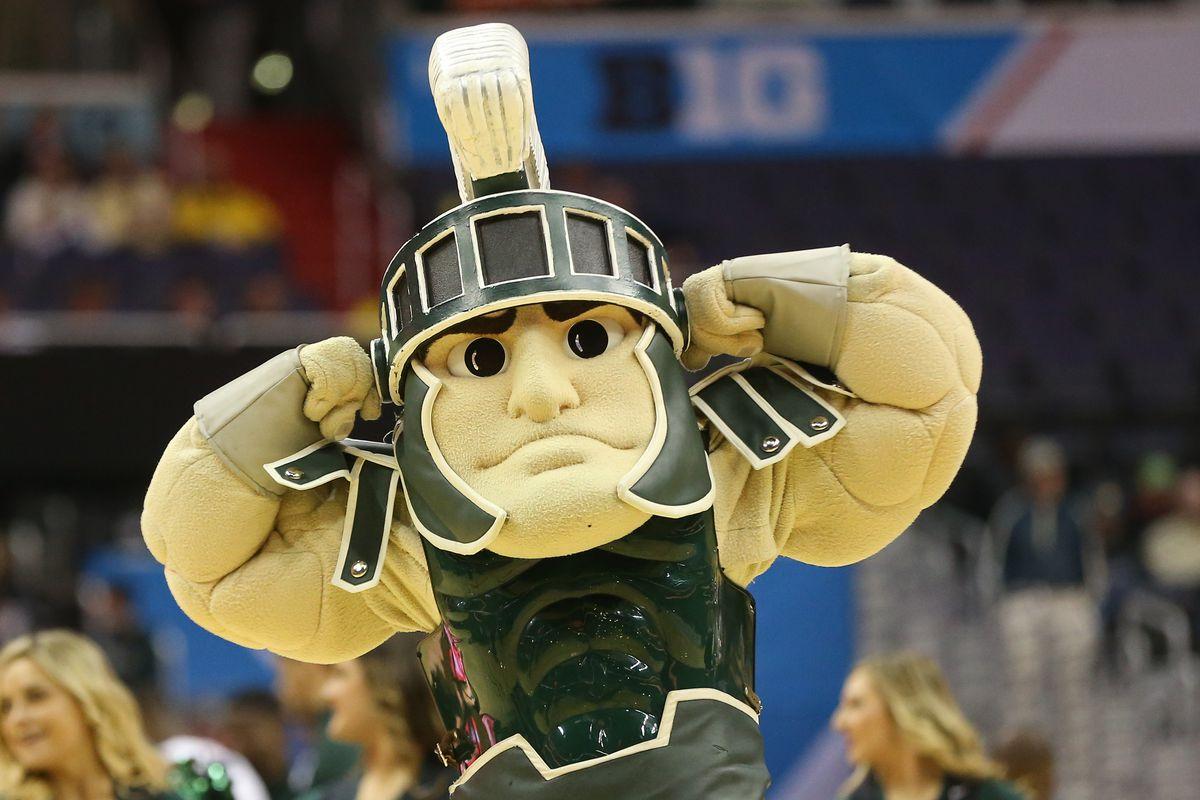 NCAA Basketball: Big Ten Conference Tournament-Michigan State vs Penn State