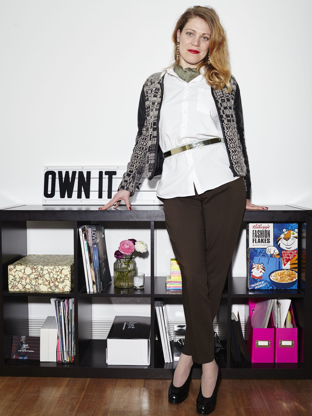 b6155f12d61c What the Team at Lyst's London Offices Wears to Work - Racked