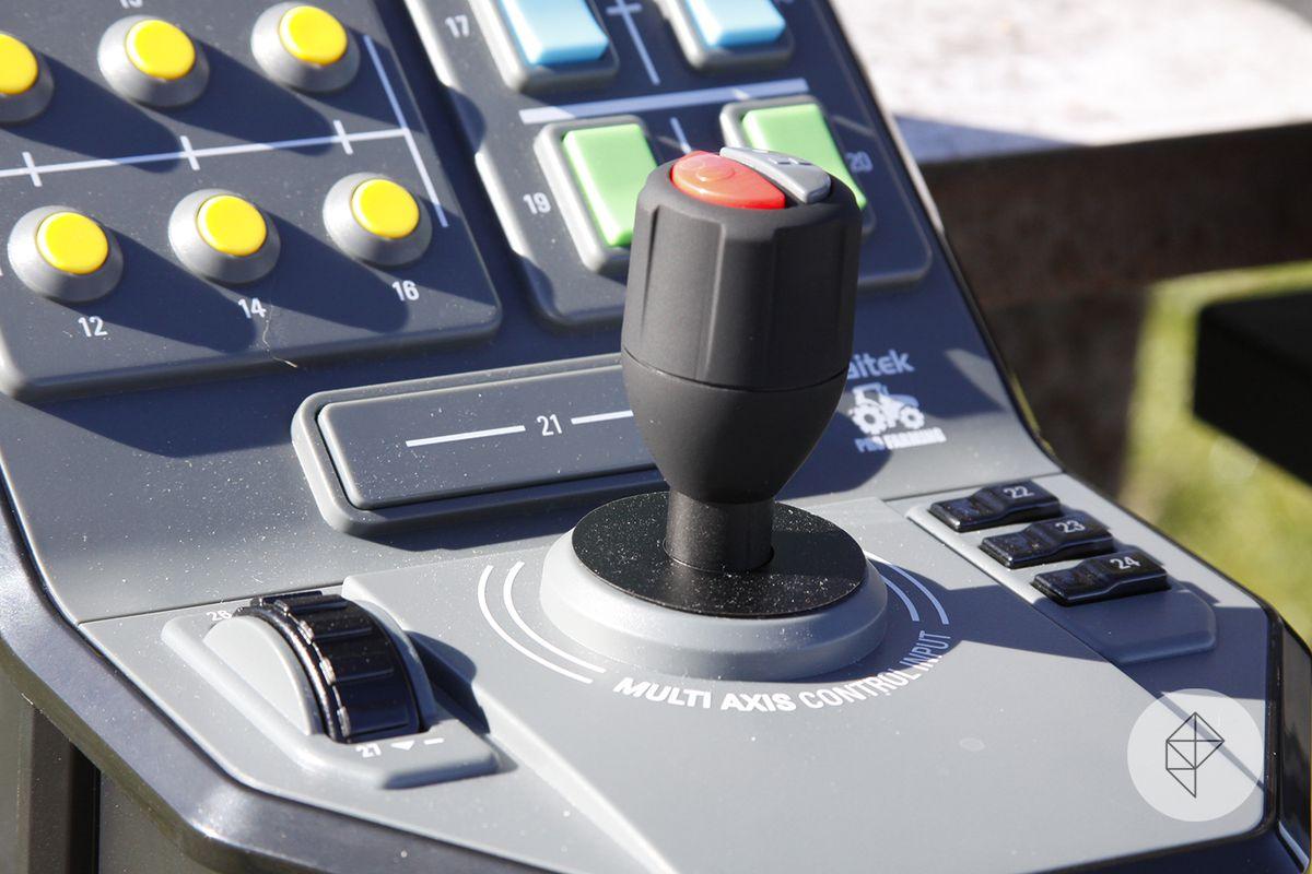 You can fly a starship with Saitek's Farm Sim controller