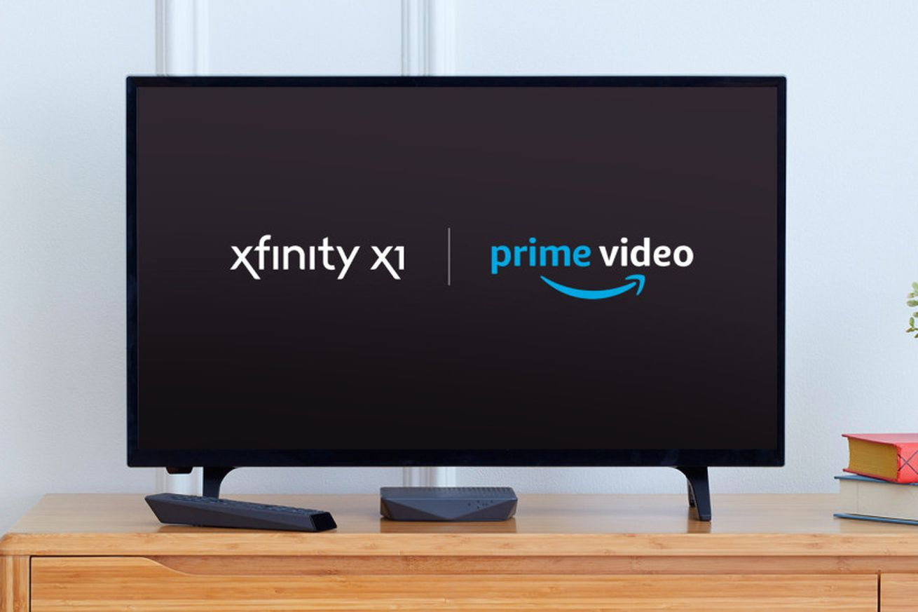 comcast is adding amazon prime video to its xfinity x1 boxes