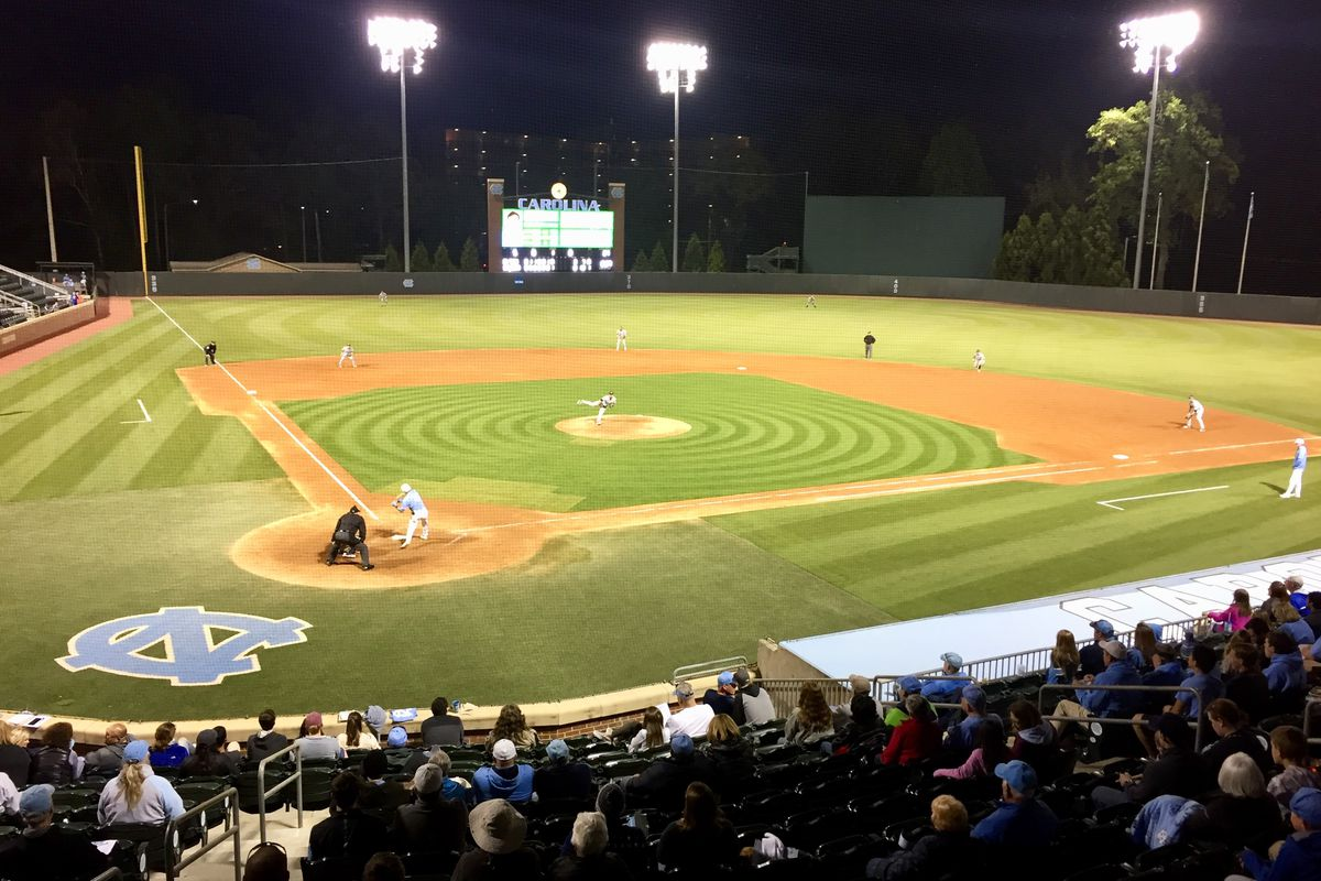 1793880c68b44 The final numbers for UNC Baseball in 2018 - Tar Heel Blog