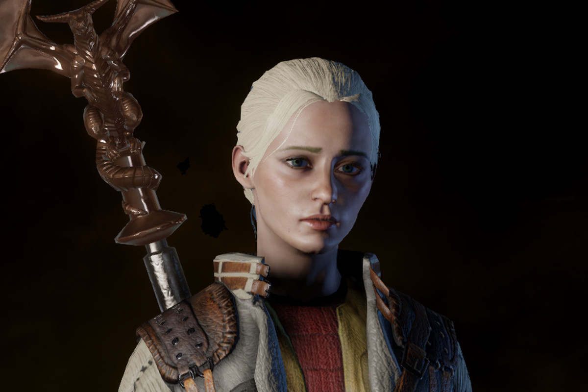 How to create Daenerys Targaryen in Dragon Age: Inquisition
