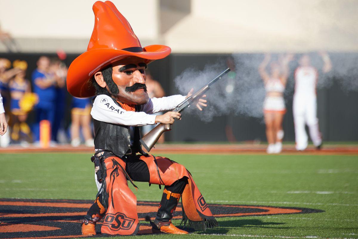 NCAA Football: McNeese State at Oklahoma State