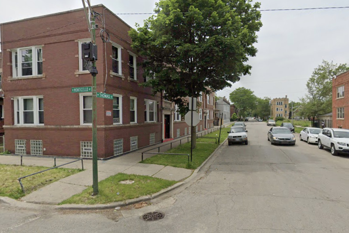 A 17-year-old boy was fatally shot June 27, 2020, in the 1100 block of North Monticello Avenue.