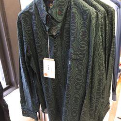 Long sleeve shirt, $65 (was $655)