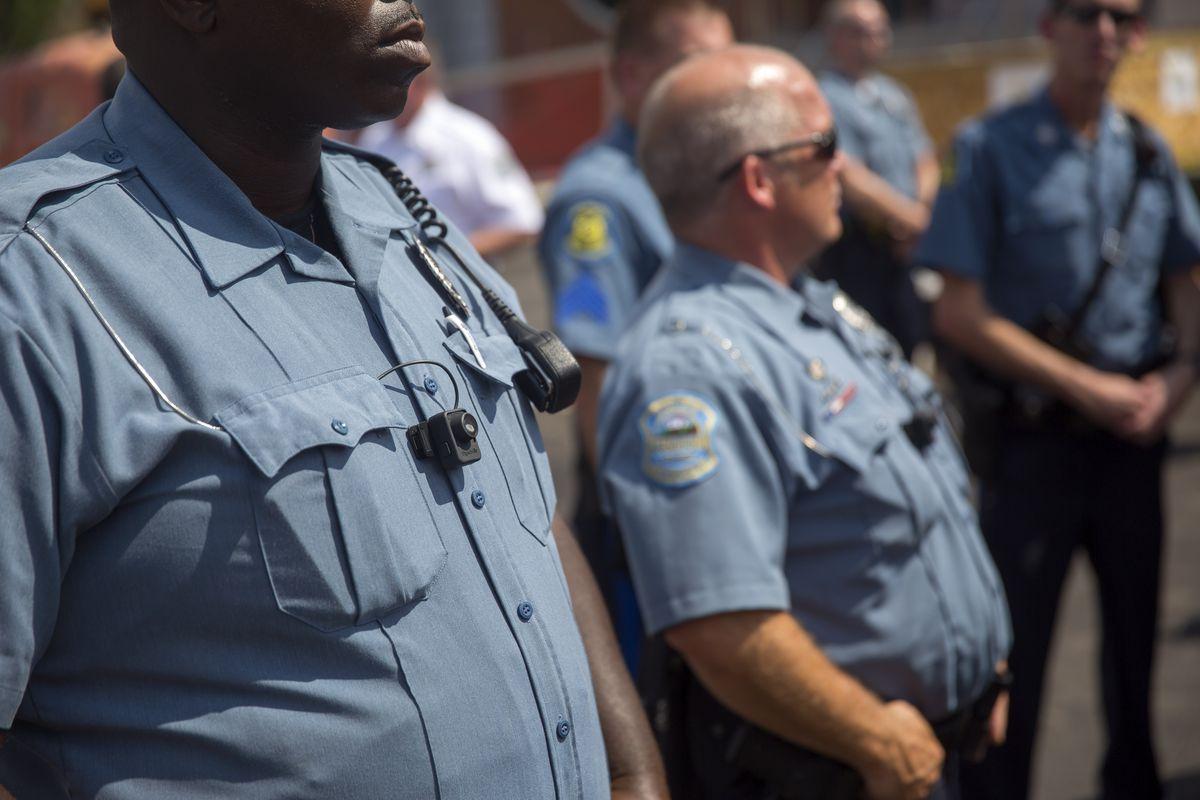 police body camera Ferguson