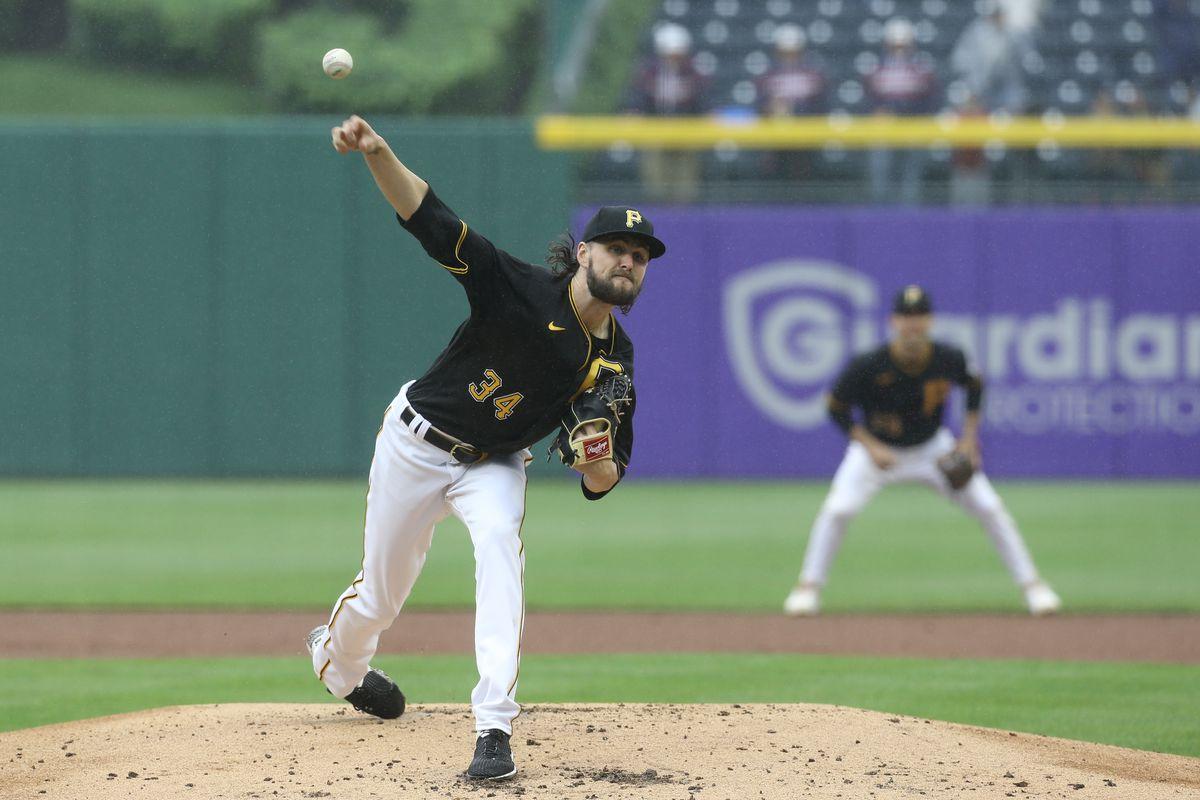 MLB: Game One-Colorado Rockies at Pittsburgh Pirates
