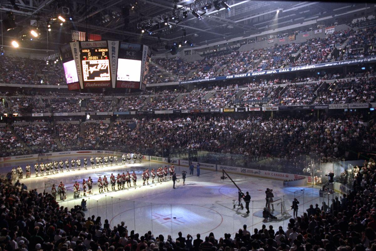 1999 49th NHL All-Star Game:  World v North America