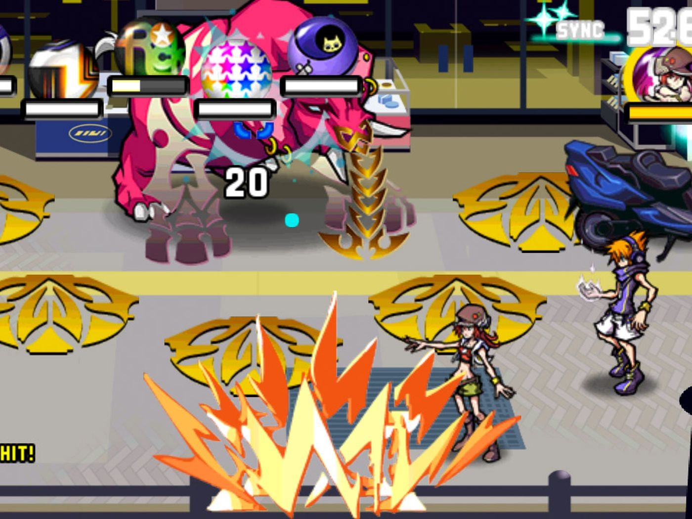 Square Enix Pulls The Broken Ios Version Of The World Ends With