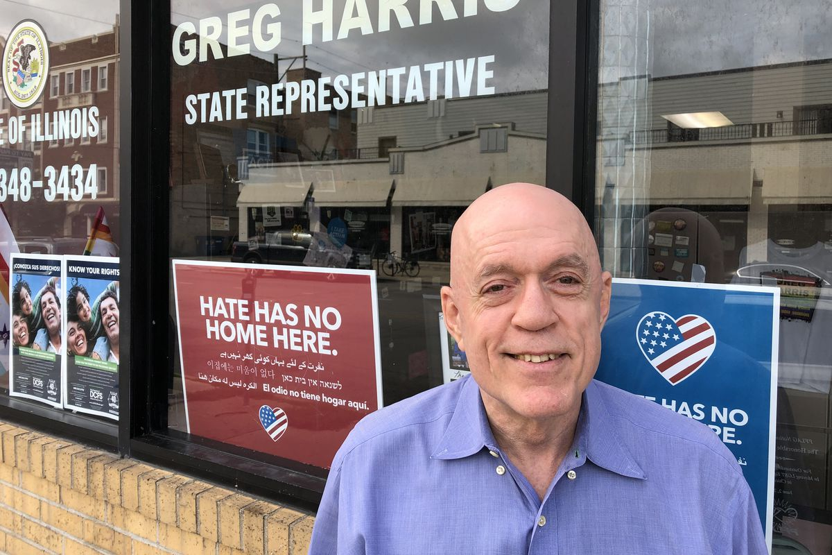 Private struggles of state Rep. Greg Harris help guide his work in public office