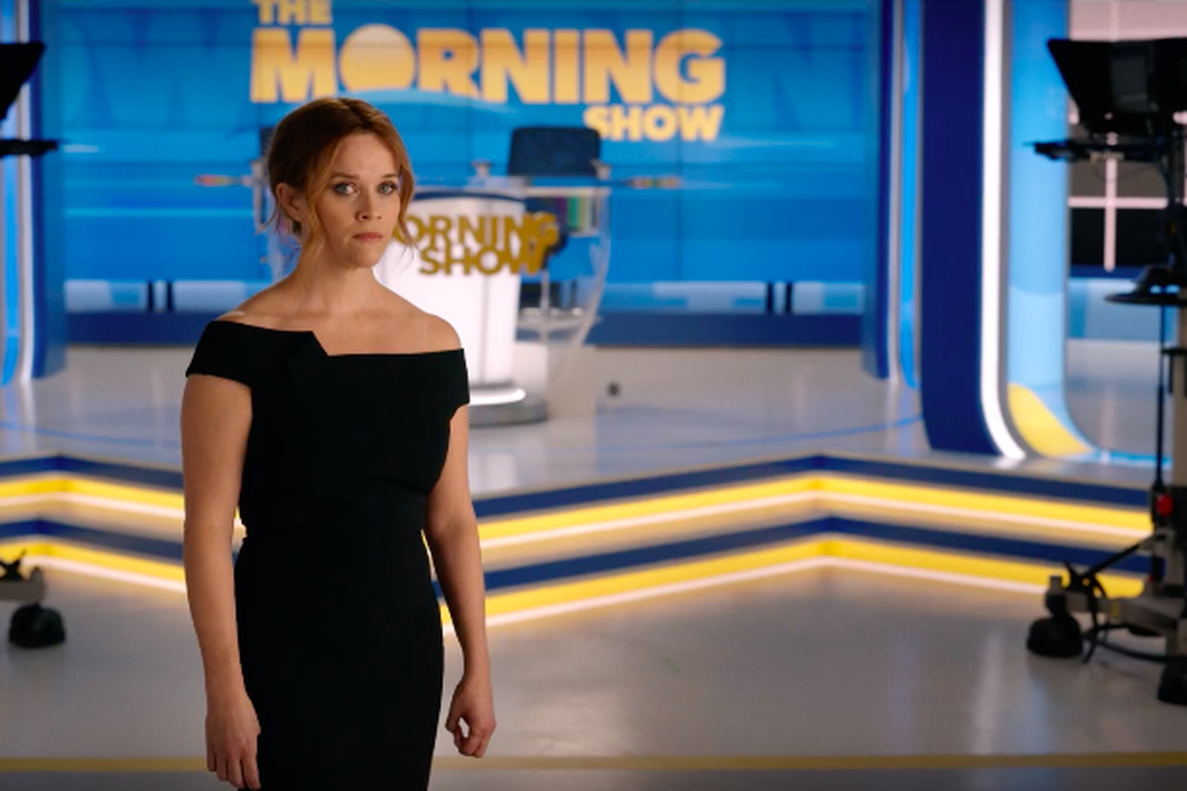New trailer for Apple's Morning Show has Jennifer Aniston, Reese Witherspoon out for blood