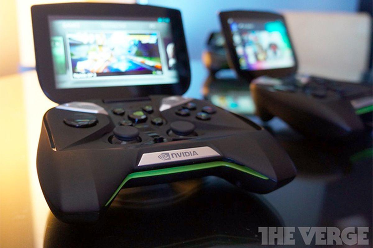 Nvidia Shield stock