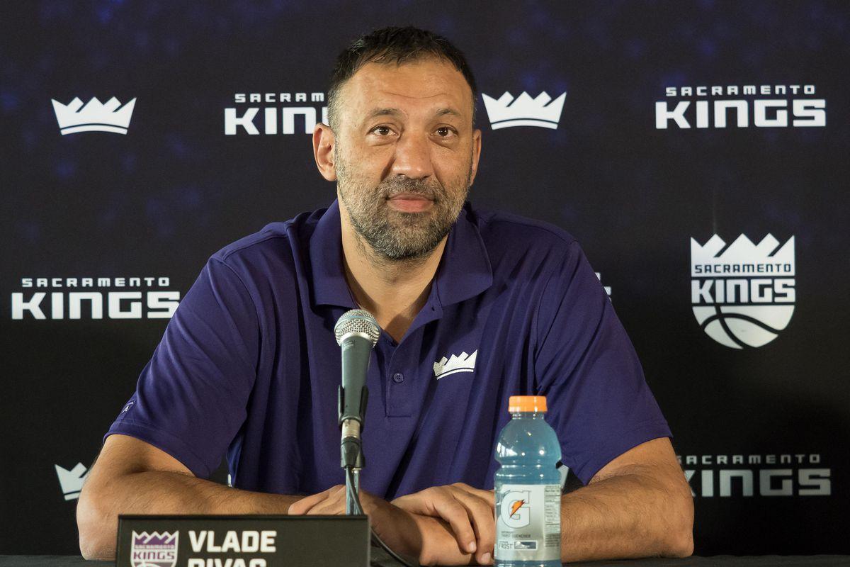 NBA: Sacramento Kings-Press Conference