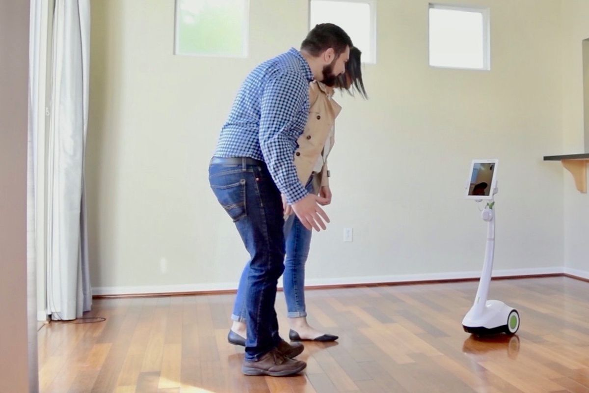 Robot Led Home Tours Are A Thing Now Curbed Sf