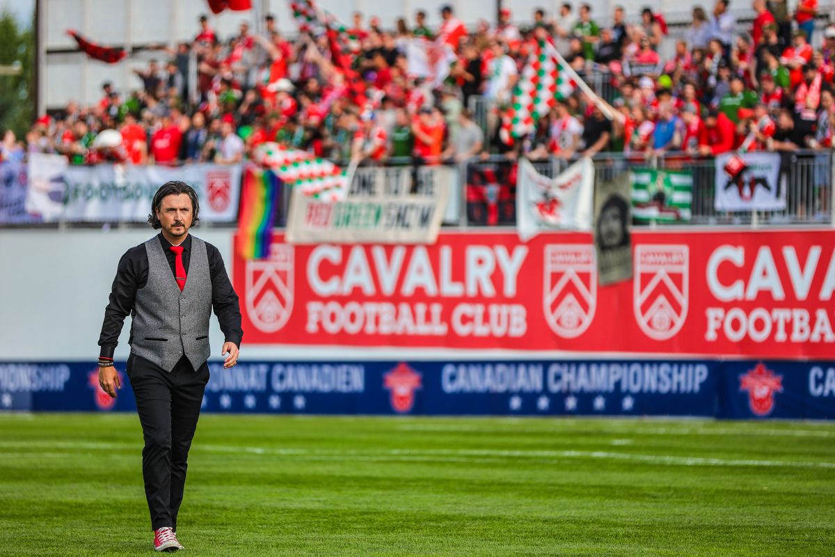 CPL: Canadian Championship Semi-final-Montreal Impact at Cavalry FC