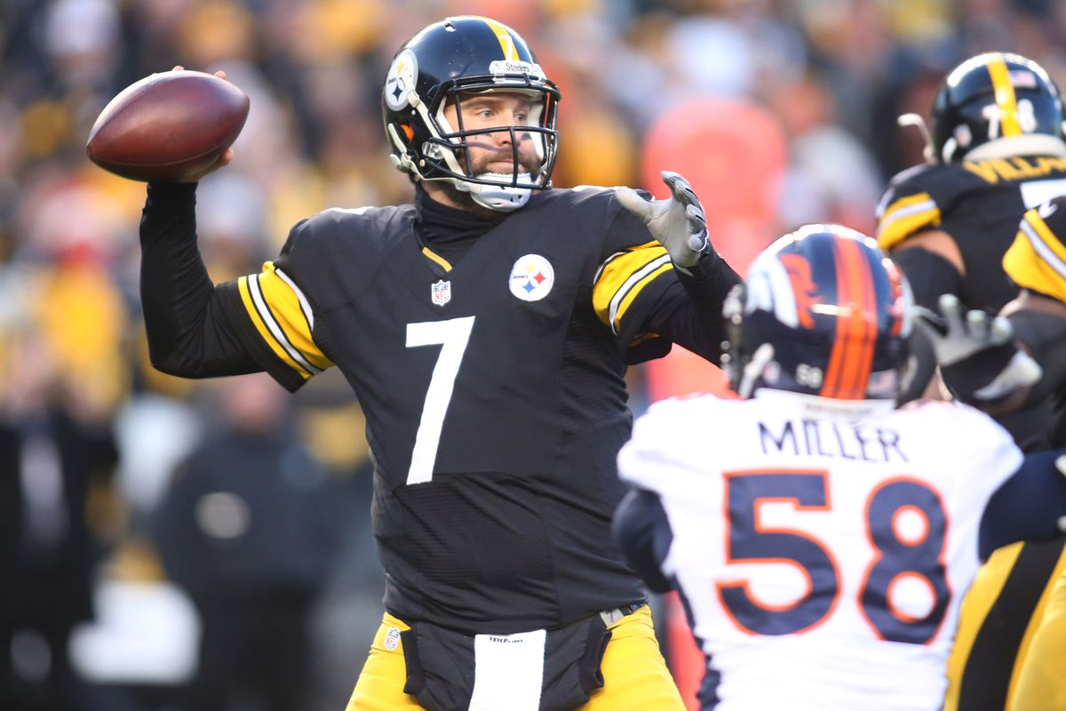 Broncos vs. Steelers 2015 final score  Pittsburgh wins wild one with late  score 806b594fb
