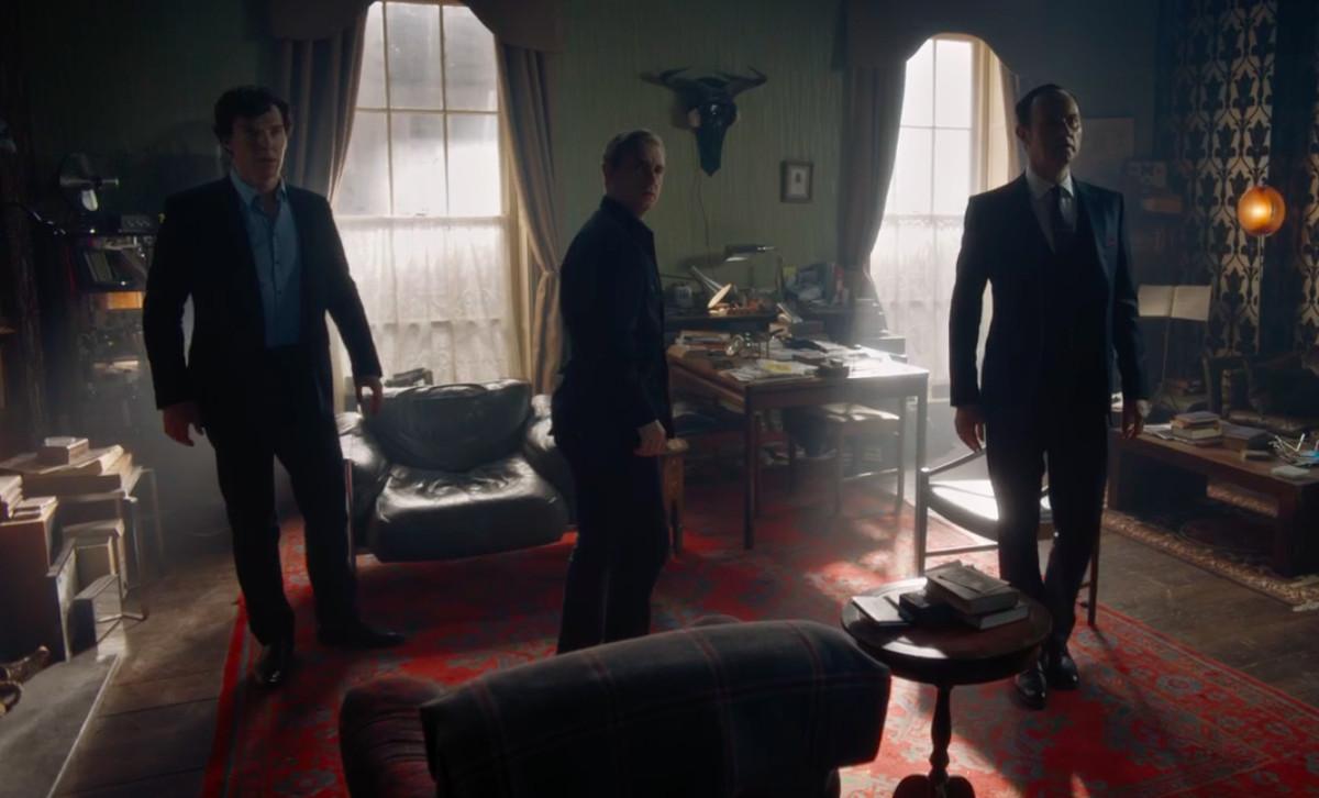 "Sherlock season 4, episode 3: ""The Final Problem"" might be"