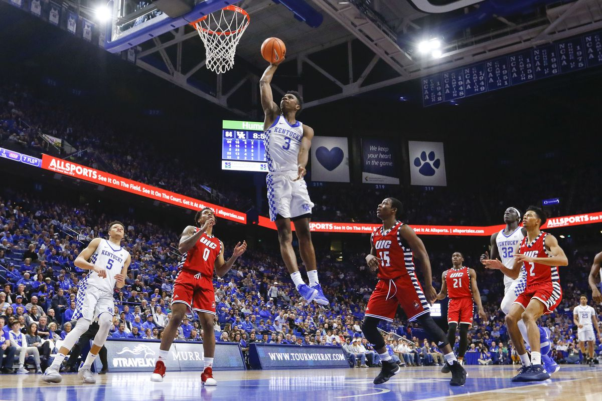 Kentucky Basketball Ranking The Top Five Wildcats Players: College Basketball 2017: AP Top 25 Poll And ESPN Power
