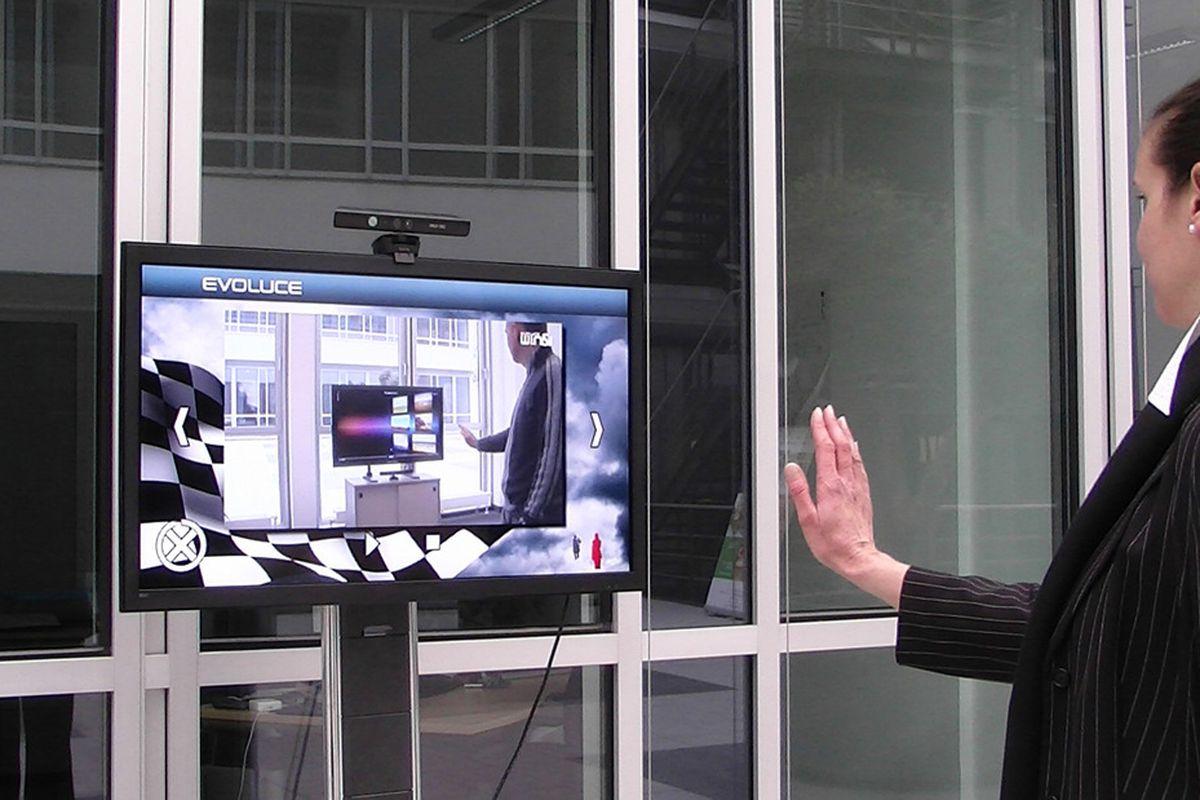 Evoluce Kinect SDK