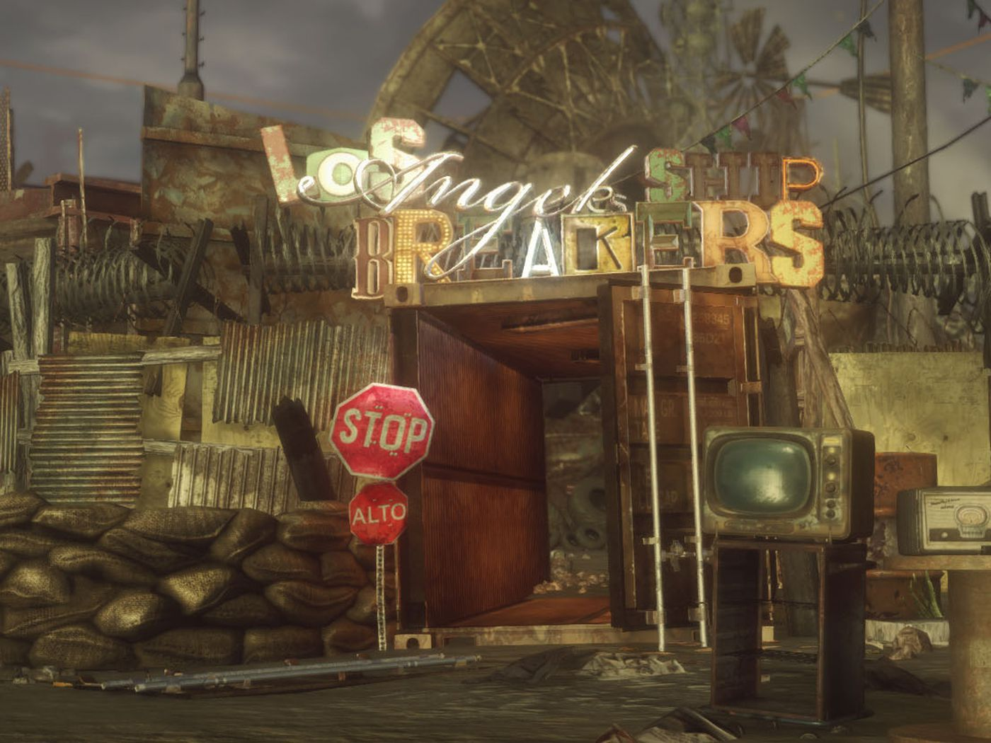 Fallout New Vegas mod 'Fallout New California' coming to PC in