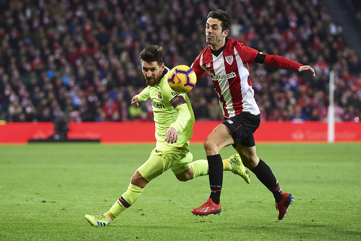 Athletic Bilbao vs Barcelona, La Liga: Final Score 0-0 ...