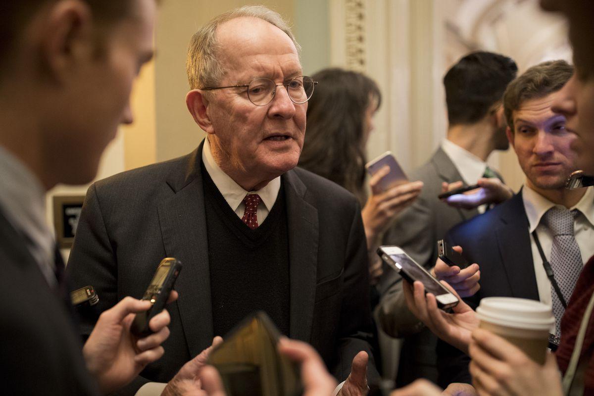 Senate Debates Passage Of Continuing Resolution As Shutdown Deadline Looms