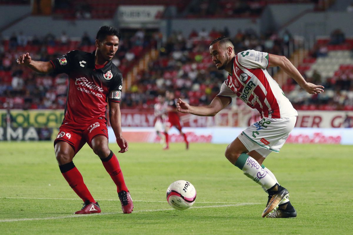 Necaxa v Tijuana - Torneo Apertura 2017 Liga MX