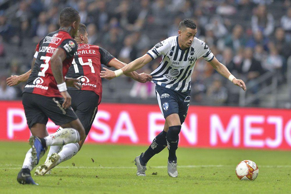 Monterrey v Atlas -Torneo Apertura 2018 Liga MX