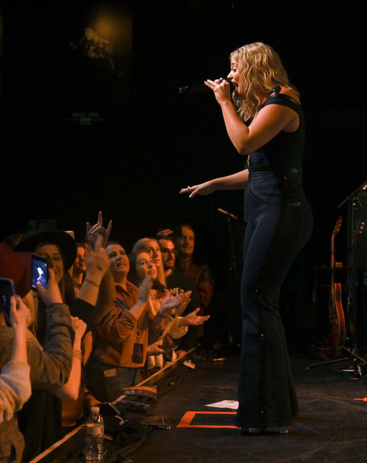 Country artist Lauren Alaina performs at Exit In on January 15, 2020 in Nashville, Tennessee.