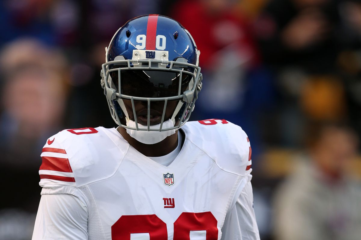 Jason Pierre Paul wants to paid because no one else is doing