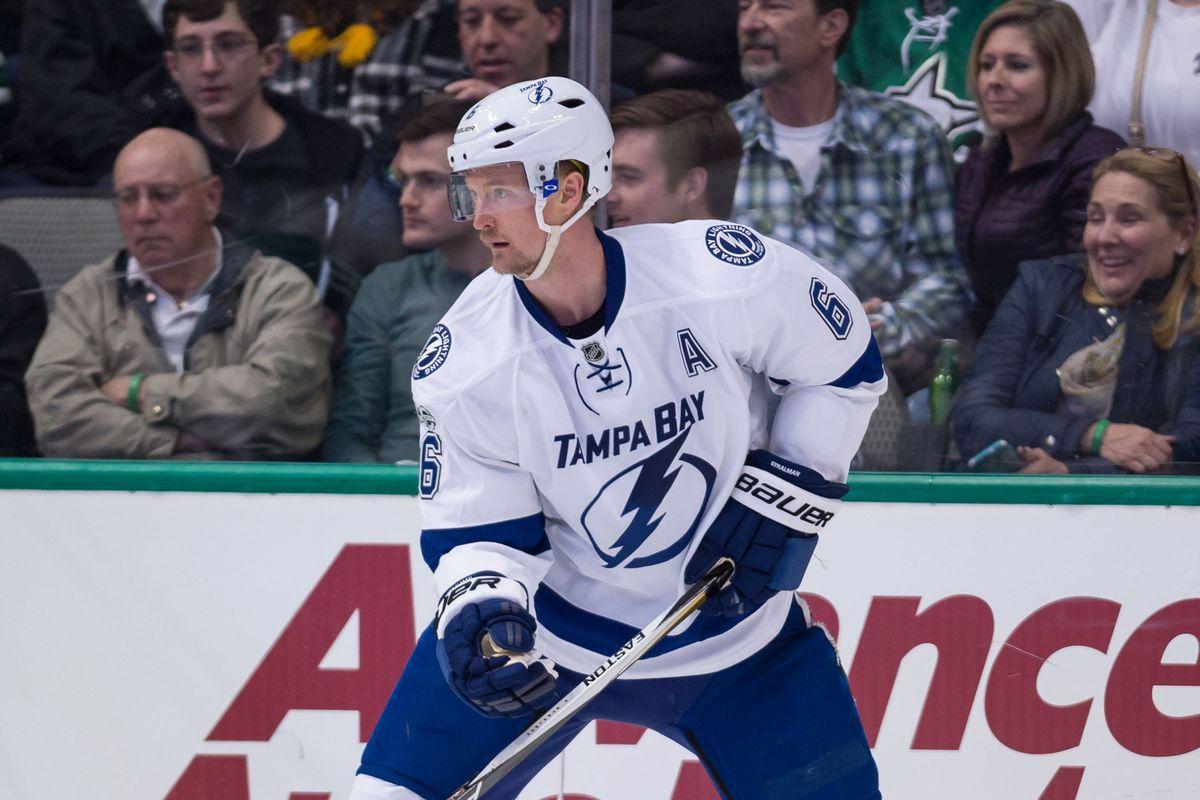 NHL: Tampa Bay Lightning at Dallas Stars
