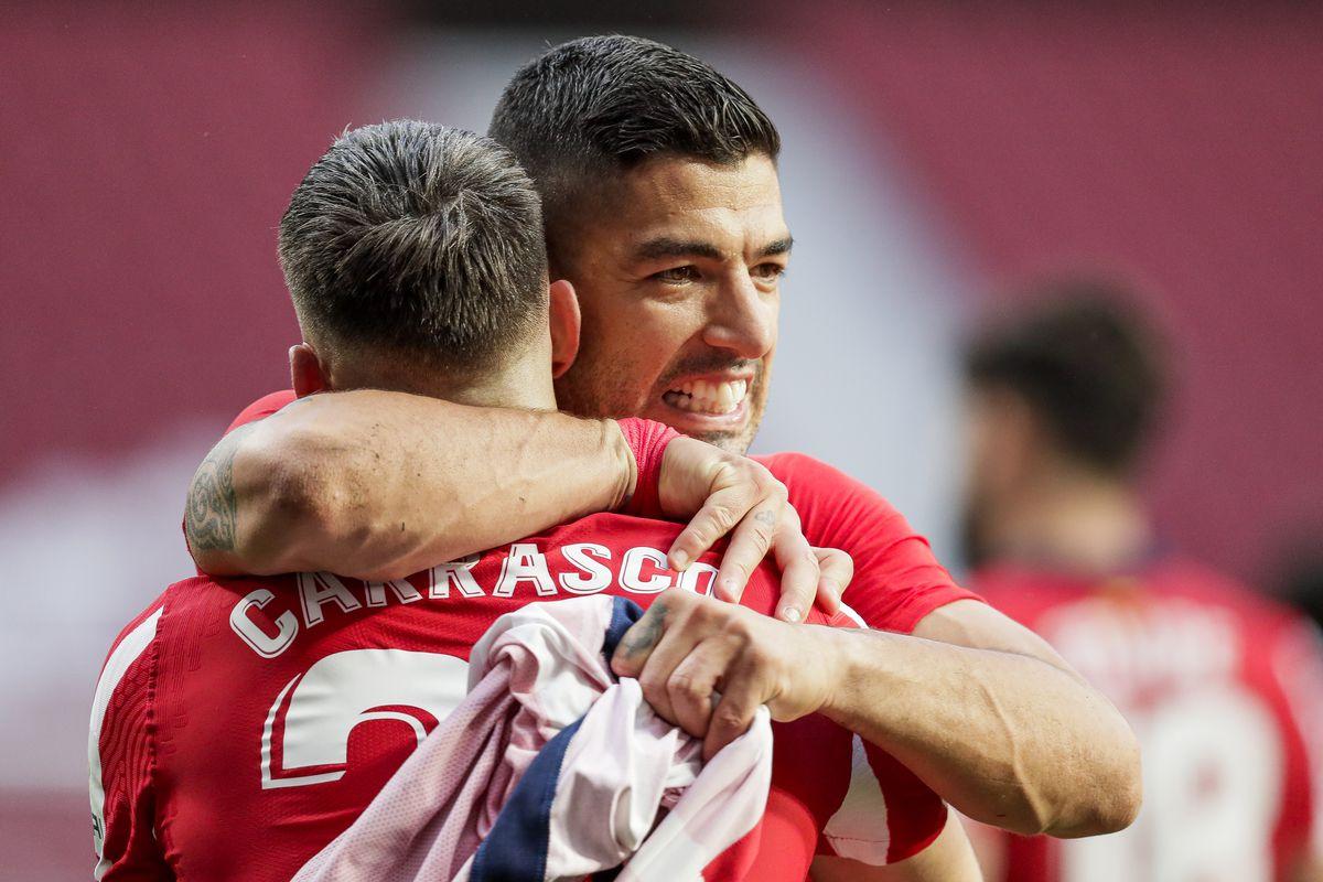 Atletico Madrid v Osasuna - La Liga Santander