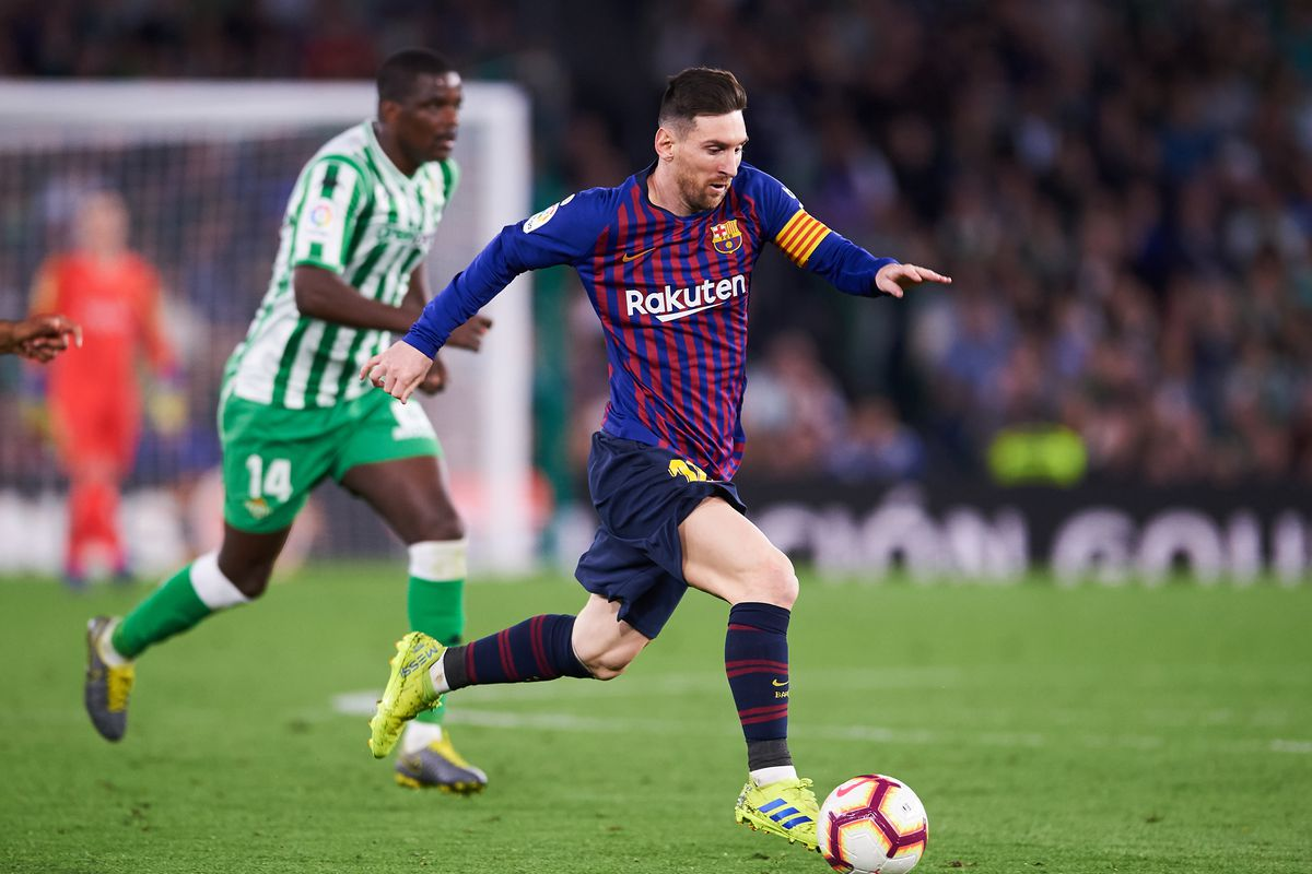 ceaa07cad Real Betis vs Barcelona, La Liga: Final Score 1-4, Impressive Barça  dominate, win big away game
