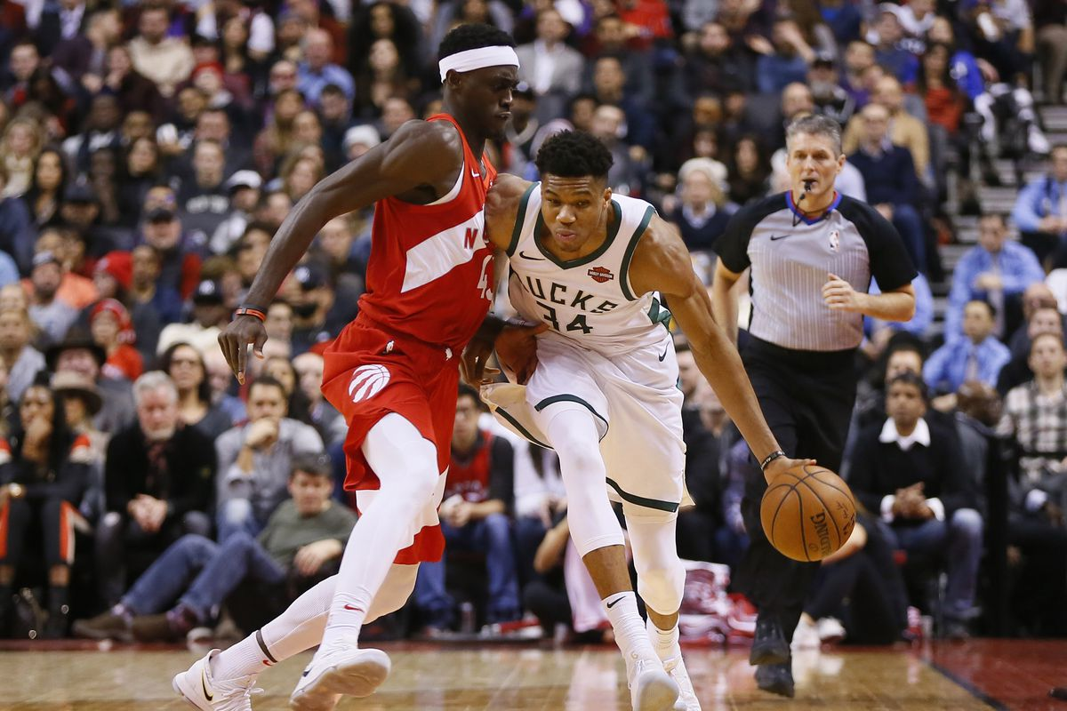 NBA Playoffs 2019 Las Vegas betting odds: the Toronto Raptors have the third-best odds to win NBA title, Pascal Siakam, Giannis Antetokounmpo