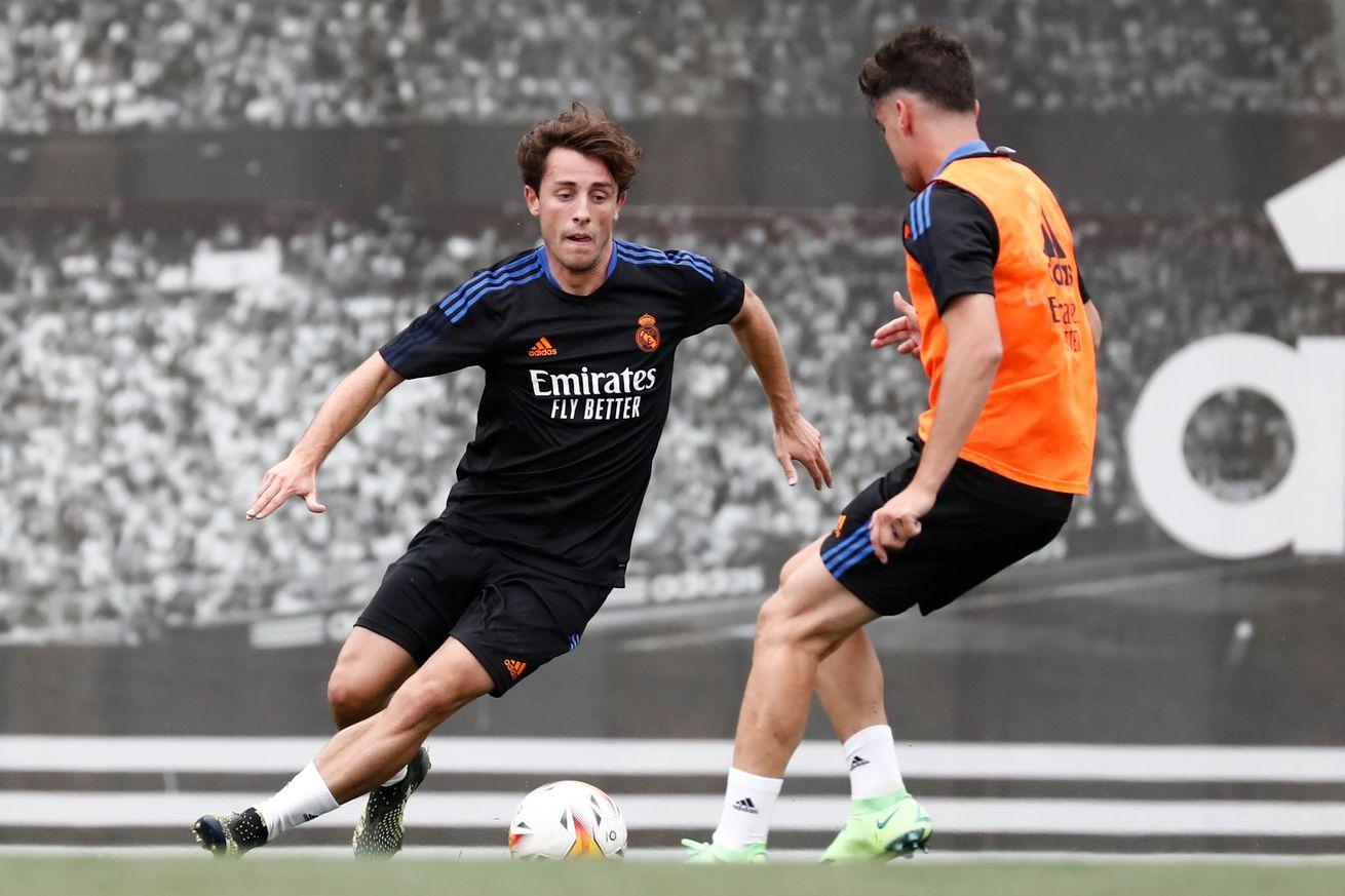AC Milan have Alvaro Odriozola on list of right back targets