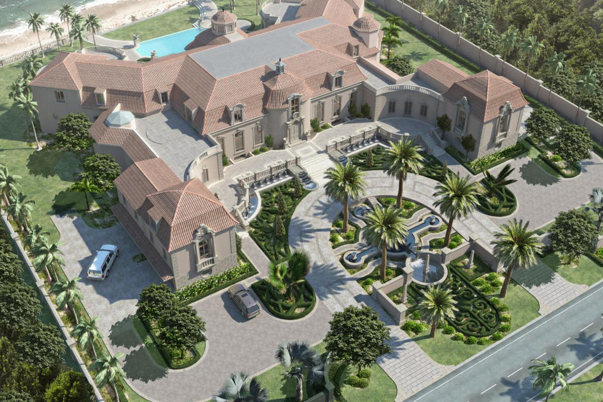 Palm Beach 39 S New Most Expensive Listing Is 84m French Job