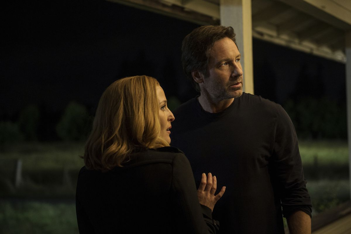 the x files premiere 5 big questions about a messy first episode vox