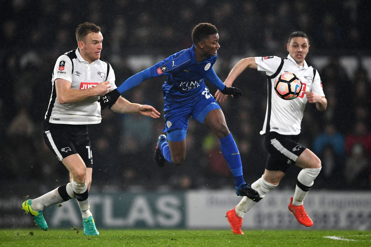 Derby County v Leicester City - The Emirates FA Cup Fourth Round