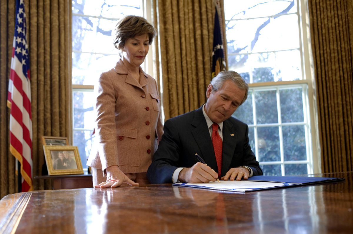 President Bush Signs Combating Autism Act of 2006