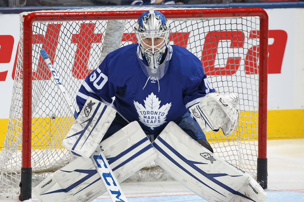 Toronto Maple Leafs news: Baby Kaskisuo is the most adorable goalie