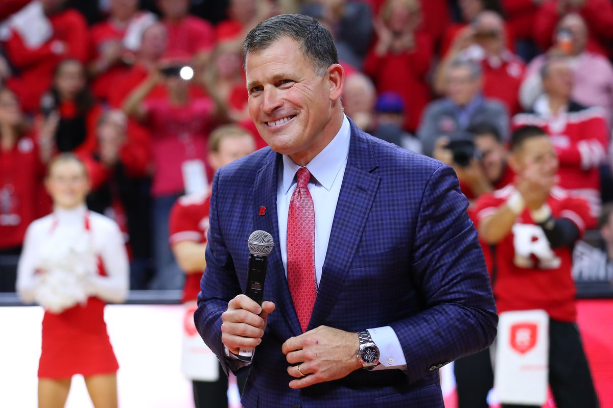 COLLEGE BASKETBALL: DEC 14 Seton Hall at Rutgers