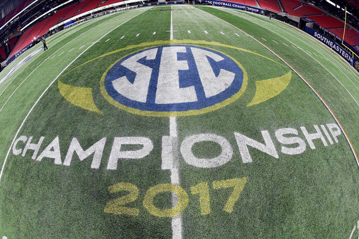 NCAA Football: SEC Championship-Stadium Views